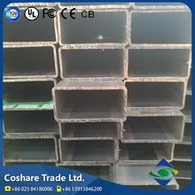 COSHARE- Professional team thin wall rectangular steel hollow section
