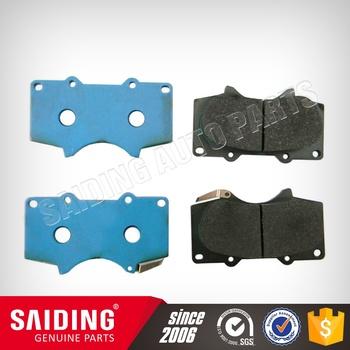 auto parts Wearing Parts Brake Pads for Toyota Prado KDJ150 04465-60320
