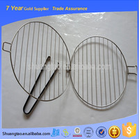 Fashionable style barbecue grill wire mesh/ bbq grill netting price/ bbq mesh grill grate