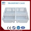 top selling high quality plastic chicken transport cage for chicken South Africa plastic pet travelling cage