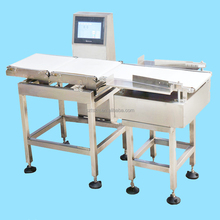 Digital Weighting Scales Automatic Checkweigher Shenzhen Food Packing Weighing Machine for Bags