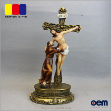 Catholic Religious Souvenirs Resin Jesus Custom Religious Cross
