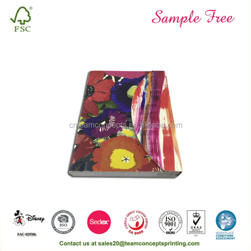 Wholesale Office Personalized Pocket Paper Notebook