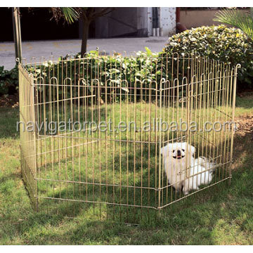 Pet Metal Exercise Pen