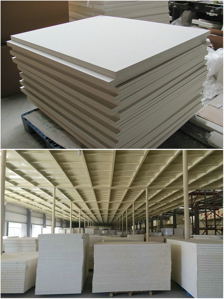 Furnace Oven Insulation Silica Board