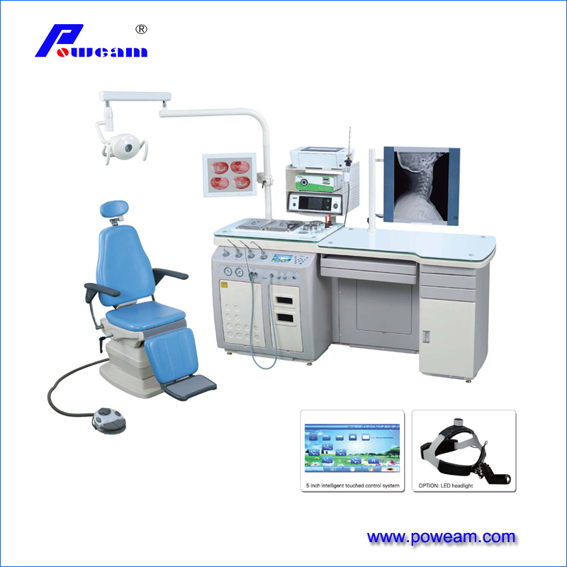 ent treatment Workstation unit for Hospital surgical room
