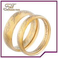 2016 best selling China gold plated ally express cheap wholesale ring for couples