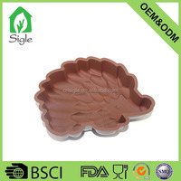 not stick best quality mouse Shape silicone cake mould baking mold cupcake mold