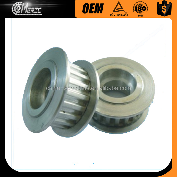 L XL MXL HTD T2.5 T5 T10 Stainless steel Timing Pulley