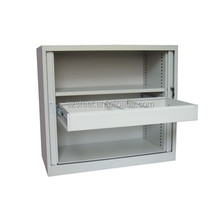 Shenzhen factory file cabinet, office file storage, tambour door cabinet with file hanging rack