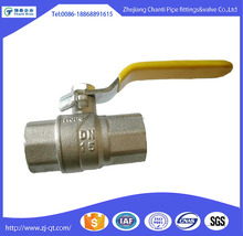 Stainless Steel BSPT 1/2 inch Floating ball valve