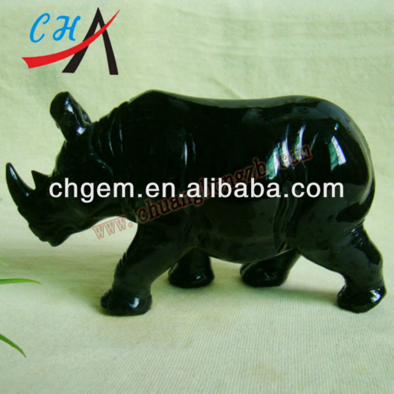 quality product obsidian carving for gift