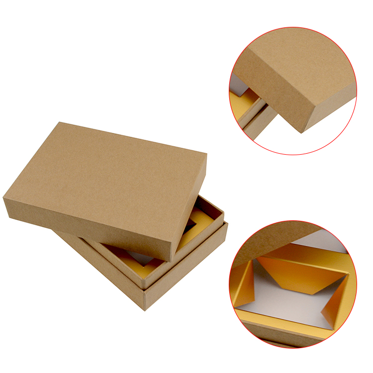 Custom cardboard box empty brown cardboard box packaging paper cardboard boxes manufacturers in Guangzhou