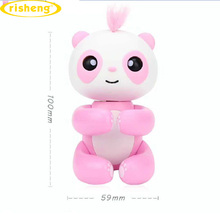 For Kids And Interesting Colorful Toy With Multiple Colors Electronic Smart Finger Toy Shyme Interactive Finger Panda