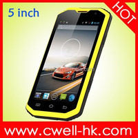 5.0 Inch Capacitive Touch Screen Dual SIM Card Rugged Smartphone 5.0MP Camera CREWER H5 IP68 waterpoof phone Hummer H8