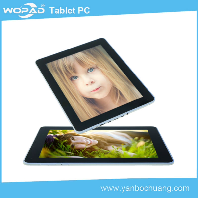 Factory price 9.7 inch android 4.2 os 1280*800 quad core allwinner a31s best tablet 1080p full hd tablet pc