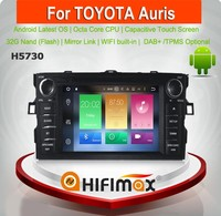 Hifimax Android 6.0 toyota auris 2 din 7 inch car dvd player for toyota auris 2007 touch screen car radio for toyota auris