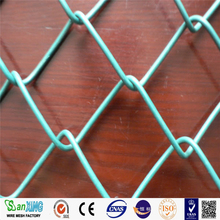 best price galvanized chain link fencing for dogs(direct factory from china)