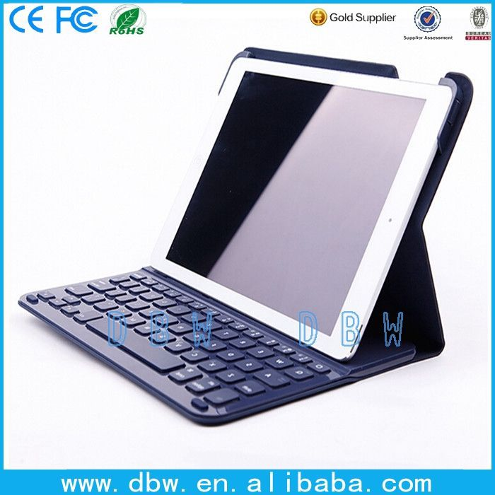 2015 hotsale keyboard case for iPad 5