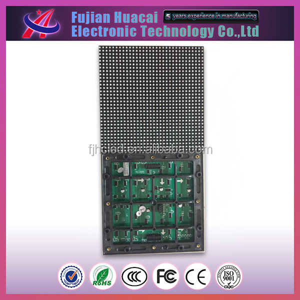 high brightness led screen module p6 led display module p6