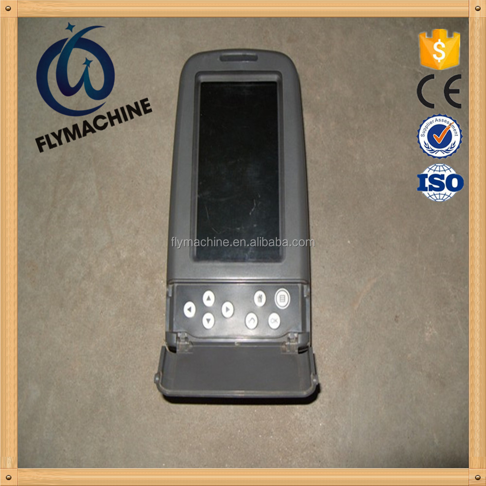 Electric Spare Parts SK200-3/5 Monitor For Excavator