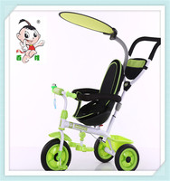 2016 factory directed baby trike 4 in 1 tricycle with EVA wheel for 1-5years old with best price
