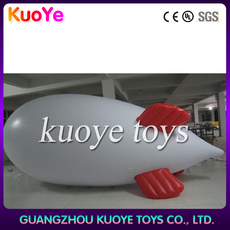 PVC inflatable helium sky balloon/large advertising helium balloons/light helium balloon