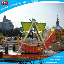 2015 newest them park equipment hot sale large carrousel 88p ocean carousel Little Pirate Ship 8//10/12 seats