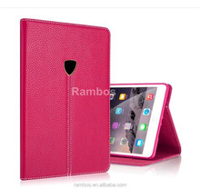 PU Leather Protective Flip Folding Wallet Book Cover Case Stand for Samsung Galaxy Note 10.1 2014 Edition P600 P601