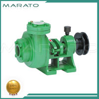 WS25-70 series pump are direct driving by leather belt
