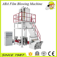 ABA Three Layer Co-extrusion Film Blowing Machine