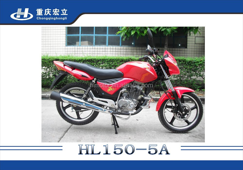 150cc Motorcycle Titan Street Legal Motorcycle From China For Sale