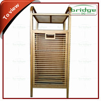 100% Pure Bamboo Laundry Hamper KD& Holding ---2015