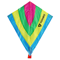 Promotional custom made polyester kites from weifang yuanfei kite factory
