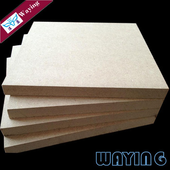Cheap Price Plain MDF Board