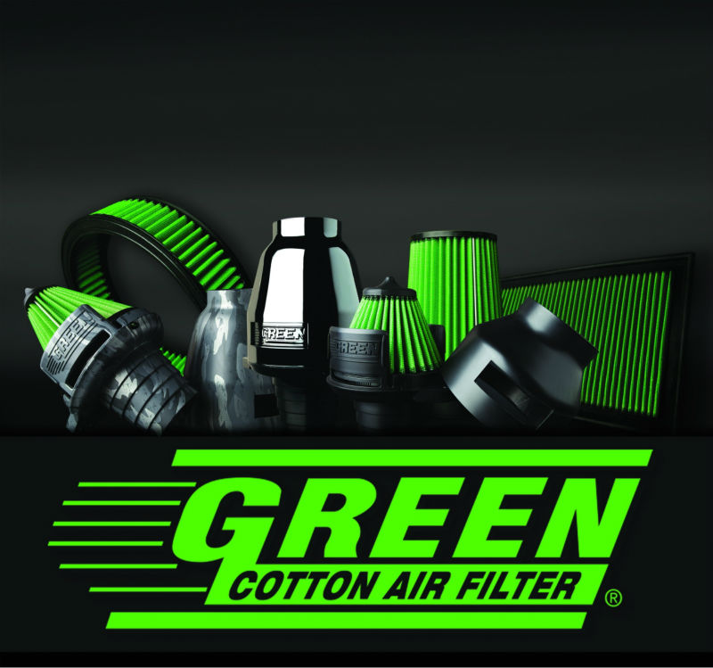 Green Cotton Air Filter
