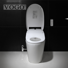 Intelligent temperature and position control toilet for the elderly
