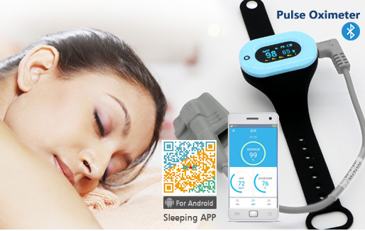 Heat disease,hypertension,diabetes mellitus and aged people use usb free pulse oximeter