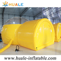 huale new type blow up bubble inflatable house for hotel for camping