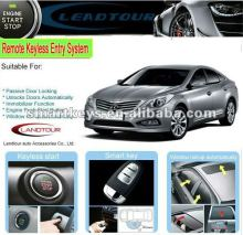 Car alarm immobilizer Keyless entry system rfid car alarm shenzhen for Hyundai Azera original IC chip PCB