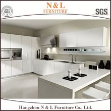 New Design Stainless Steel Modular Kitchen(INEO is professional on commercial kitchen project)