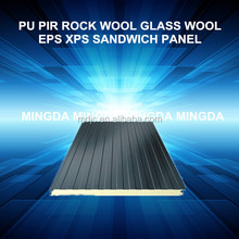 PU Sandwich Panel, Insulated Steel sheet, Wall and Roof Panel