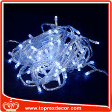 L50m cool white UV free invisible led string lights