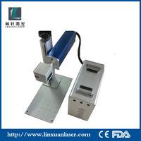 China cheap price 10w 20w desktop/mini sheep ear tag laser marking equipment