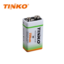 C power rechargeable battery