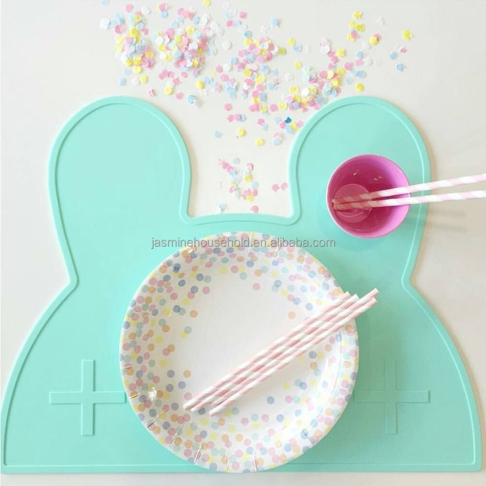 Silicone Baby Feeding Mat Silicone Food Mat For Kids Silicone Place Mat Baby
