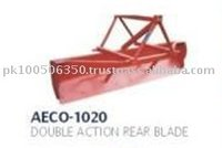 Double Action Rear Blade