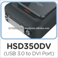 USB 3.0 to multiple screen graphics display video adapter