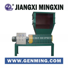 4-shaft intelligent solid waste oily rags, wooden parts, rubber, plastic, destroy machine