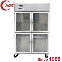 QIAOYI C display counter commercial refrigerator